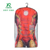 Iron man garment bag non woven recycle garment bag travel suit bag breathable suit bag for men