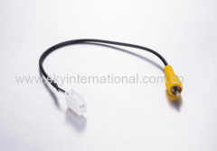 Toyota 4pin to One RCA Male