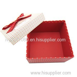 Square Gift Box Packaging