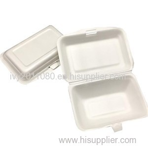 Low Carbon Box Packaging Of Food