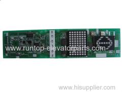 Mitsubishi elevator parts PCB LHH-1005DG21