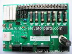 Mitsubishi elevator parts PCB P203722B000G01