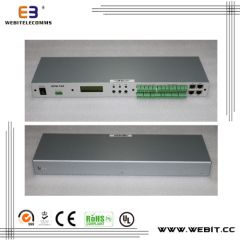 smoke/water leak alarm+Monitoring unit WB-NEM500
