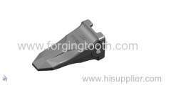 Replaced Bucket Tooth For Daewoo Machine