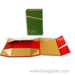 Various Styles Empty Chocolate Folding Box