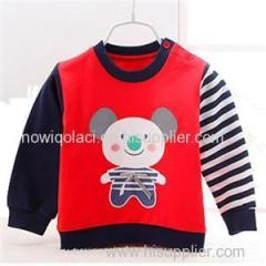 100% Cotton Kids Crewneck Sweatshirt