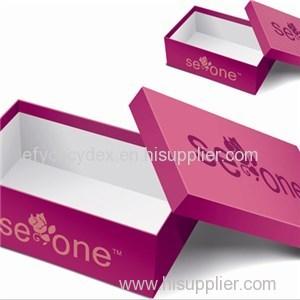 Custom Design Packaging Carton Food Box