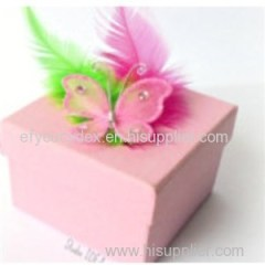 Diversified Latest Designs Candy Hat Gift Box