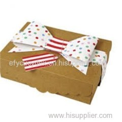 Diversified Latest Designs Cookies Hat Gift Box