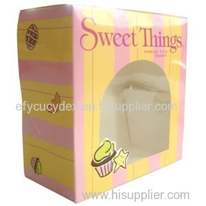 Luxuriant In Design Cake Gift Box With Lid