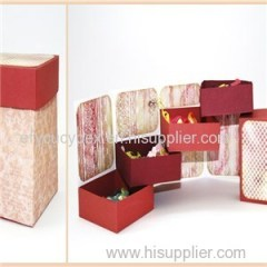 Luxury Look Drawer Type Paper Boxes For Party