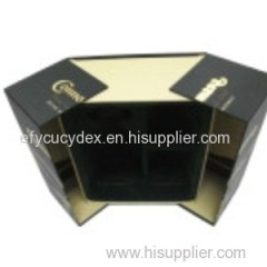 Exquisite Craftsman Shipper Perfume Hat Gift Box