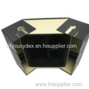 Exquisite Craftsman Shipper Perfume Hat Gift Box