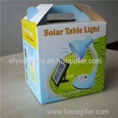 China High Quantity And Low Price Table Light Package Box