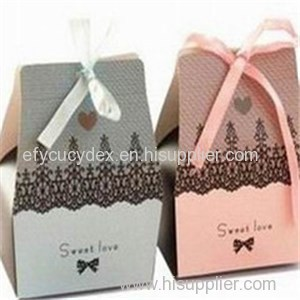 Hot Sale Custom Collapsible Gift Box For Wedding Gift