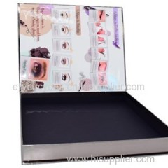 Custom Design And China Made Paper Box For Eyelash