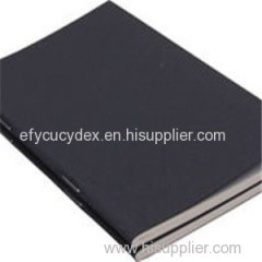 High Quality Saddle Stitching Art Paper Cover Notebook