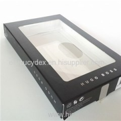 Handmade Custom Design Chocolate Chinese Food Packaging Box