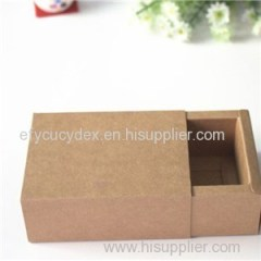 China Made Luxury Drawer Shaped Box For Party