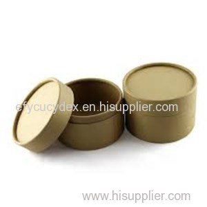 A Great Variety Of Models Chocolate Color Round Gift Box