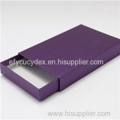 China Made Promotion Gift Paper Drawer Box