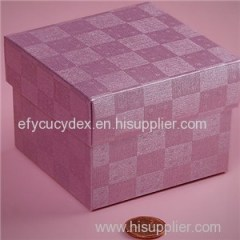 Exquisite And Cheaper Custom Design Hot Sale Cube Box