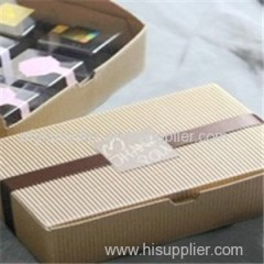 Newest High Quality Kraft Paper Collapsible Gift Box