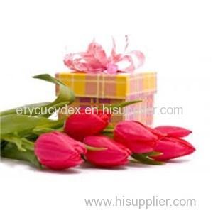 Wide Varieties Flowers Hat Gift Box