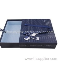 Professional China Made Luxury Slide Drawer Style Boxes For Party