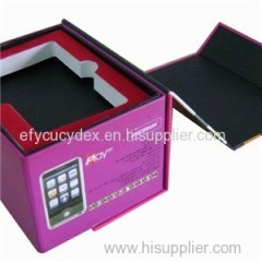 2015 Hot Sale Product Phone Box Clamshell Gift Box