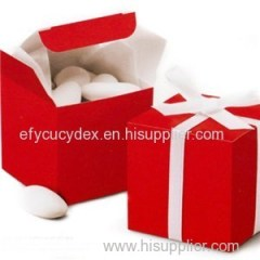 Graceful Design Factory Direct Custom Cube Boxes