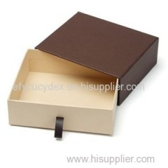 Drawer Slider Belt Paper Box