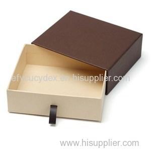 Drawer Slider Belt Paper Box
