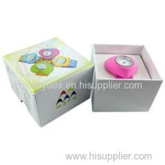 Men's Lady's Children's Cardboard Watch Box
