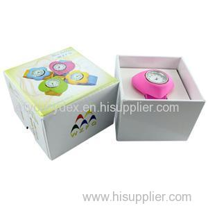 Men's Lady's Children's Cardboard Watch Box