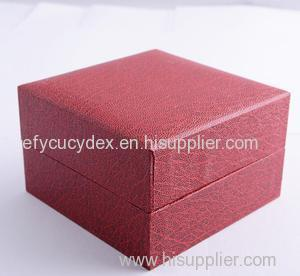 Top Quantity Different Color Leather Watch Box For Men Or Women