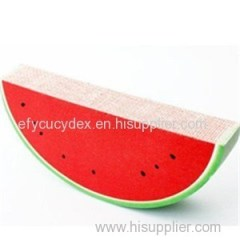Watermelon Shaped Notepad Supplier In China