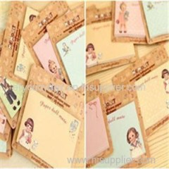 Wholesale Bulk High Quality Carton Mini Notepad