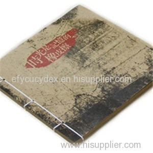 Wholesale Chinese Traditional Thread Stitching Notebook