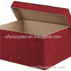 Hot Sale Excellent Workmanship Custom Design Cube Box