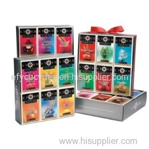 A Great Variety Of Models Tea Gift Box With Lid
