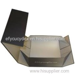 Exquisite Craftsman Shipper Paper Folding Box