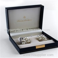 Hot Sale Custom Paper Jewelry Box For Earring