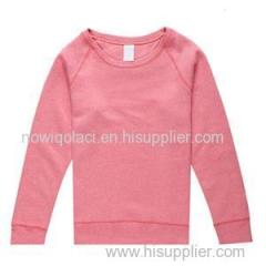CVC60/40 Woman Crewneck Sweatshirt
