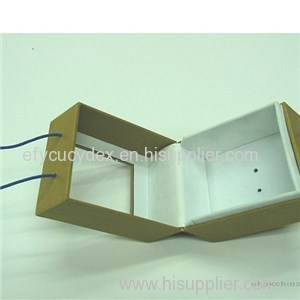 Packaging Gift Box With Window