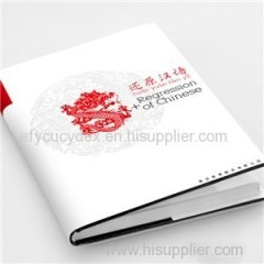 Different Various Text Content Hardcover Book