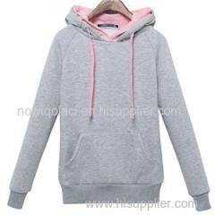 CVC80/20 Woman Hoody Product Product Product
