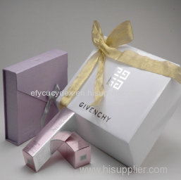 Custom Cosmetic Clamshell Gift Box Made In China