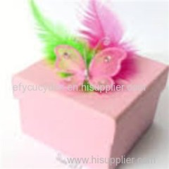 Diversified Latest Designs Candy Gift Box With Lid