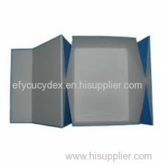 Professional Design Shoes Rigid Folding Box